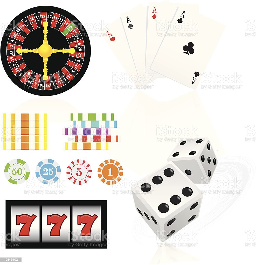 gambling illustrations royalty-free gambling illustrations stock vector art & more images of ace