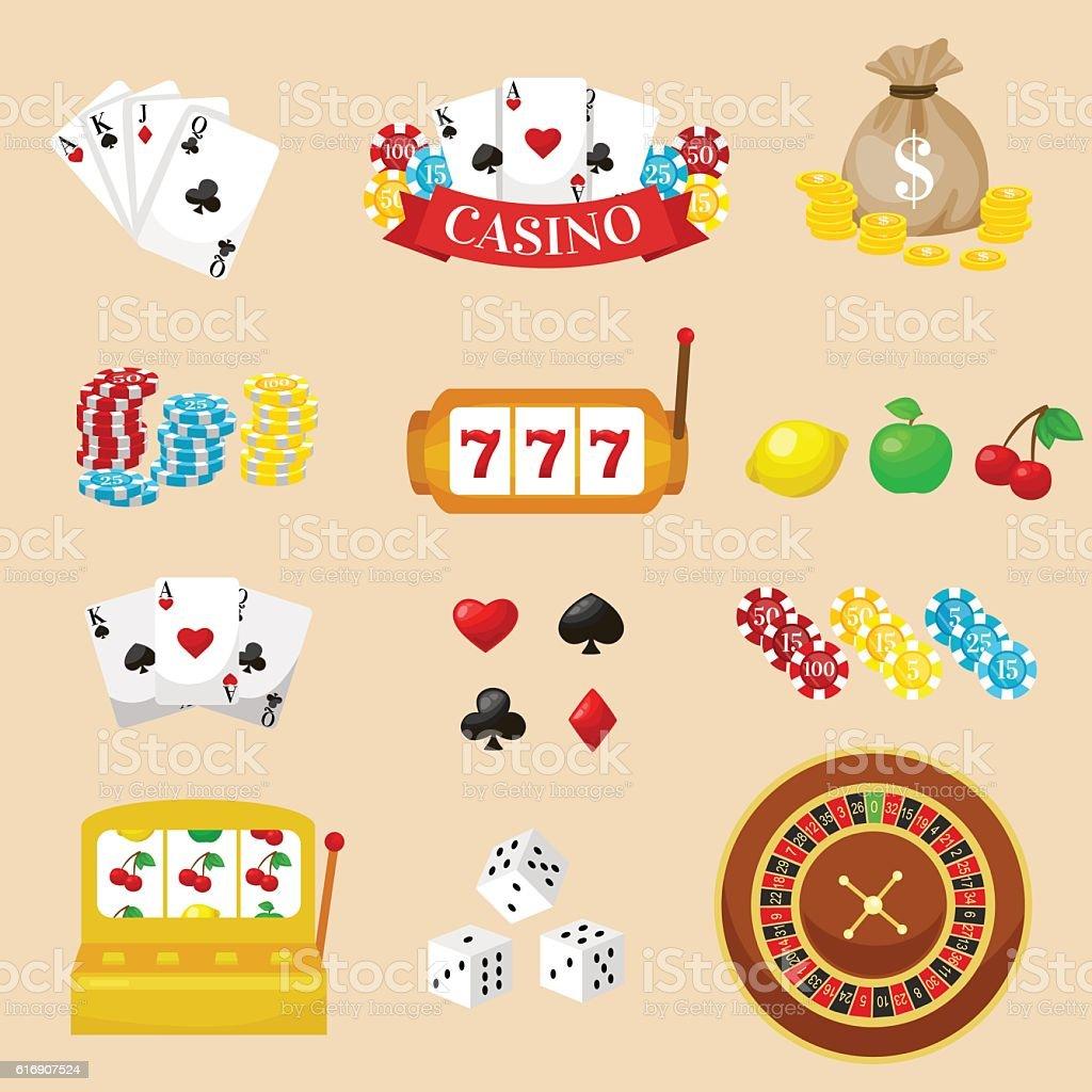 paquet carte casino