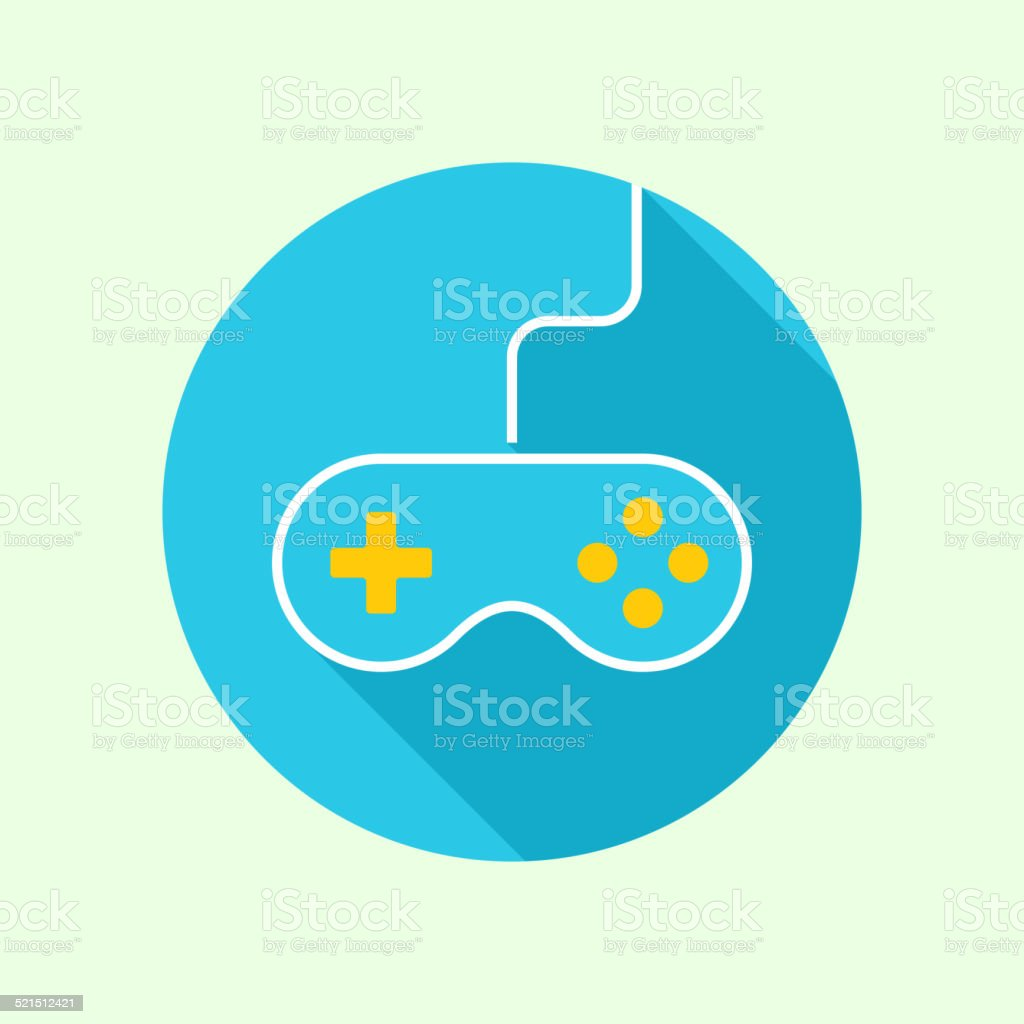 Game Background Wire And Joystick Stock Vector Art & More Images of ...