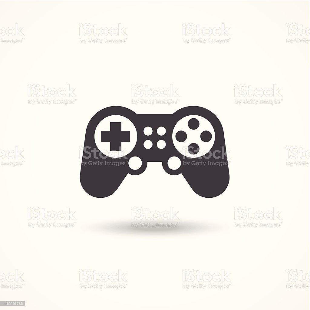 royalty free game controller clip art vector images illustrations rh istockphoto com video game controller clip art free gamecube controller clip art