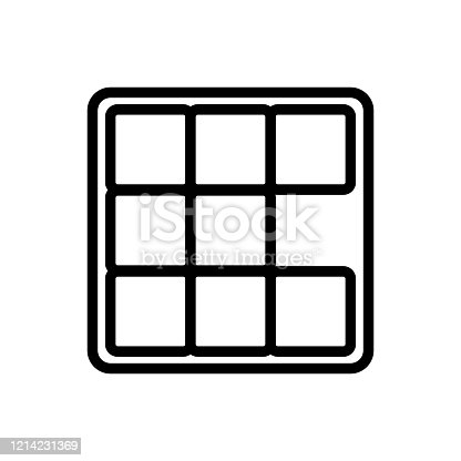 istock game dices icon vector outline illustration 1214231369