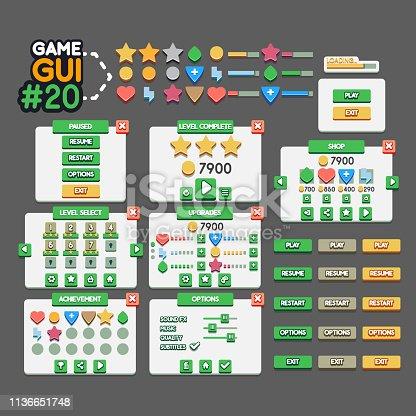 Free Fabric UI Kit PSD files, vectors & graphics - 365PSD com