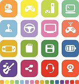 Vector File of Game Icon