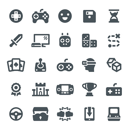 Game Icons
