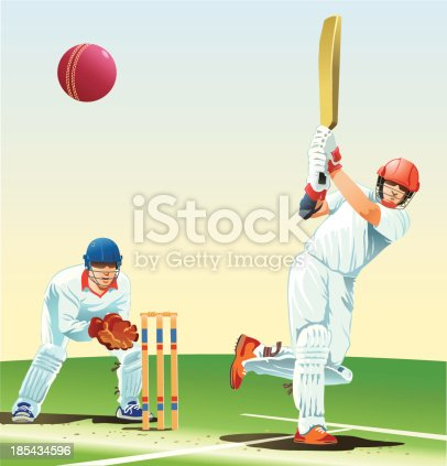Game of Cricket