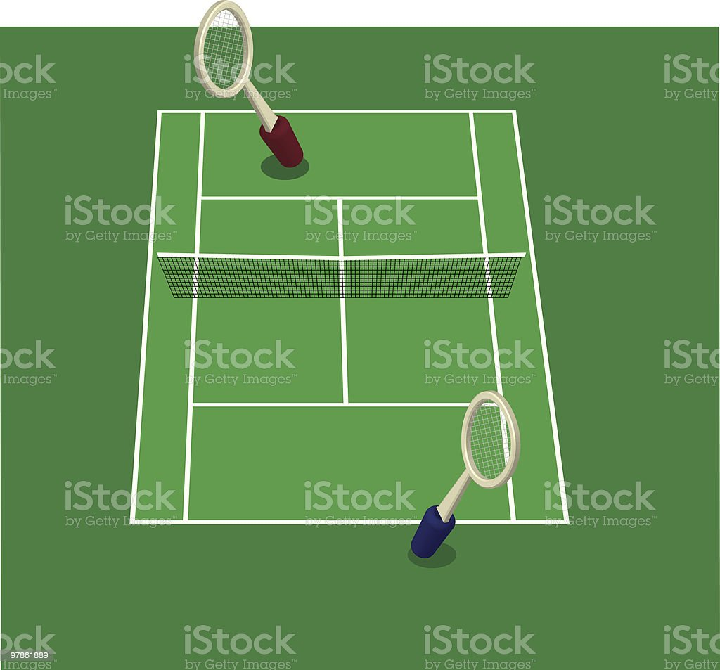 game of singles royalty-free game of singles stock vector art & more images of baseline