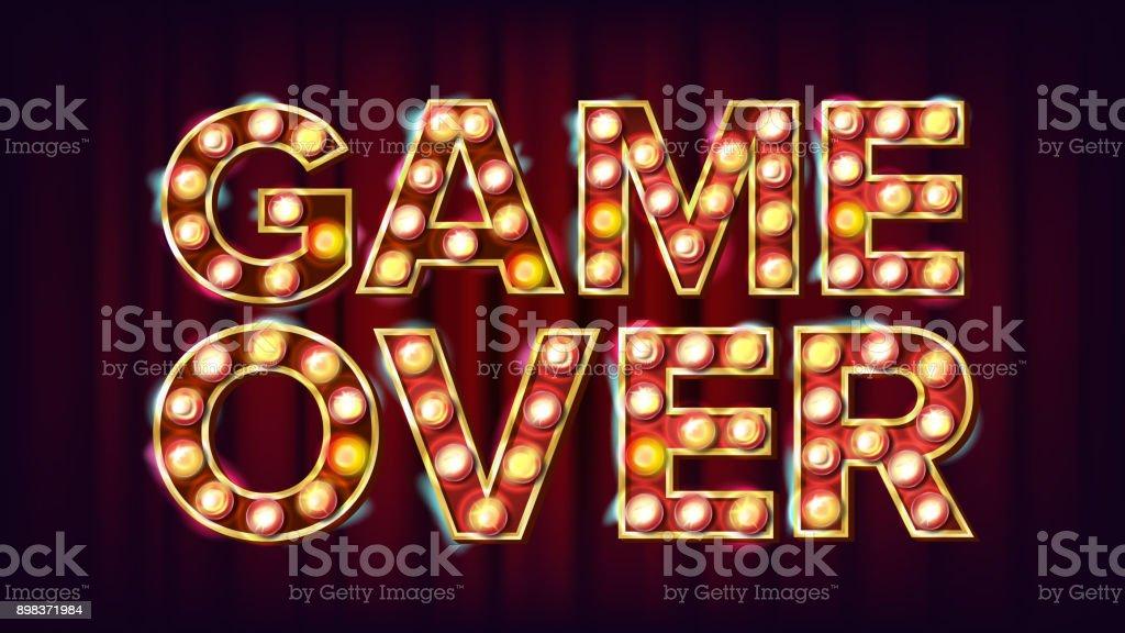 Moderne Spiele vektor casino3d glühenelement für spielautomaten