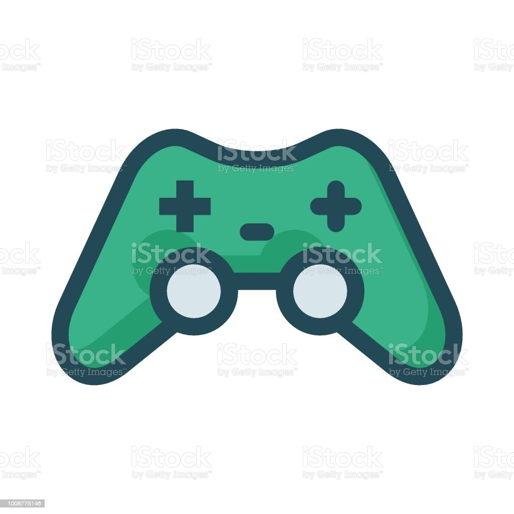 Gamepad Stock Illustration - Download Image Now - iStock