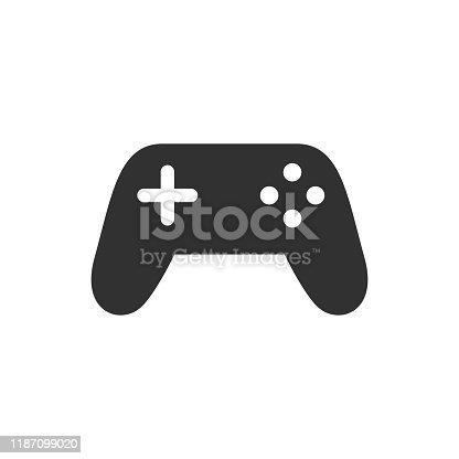 istock Gamepad 1187099020