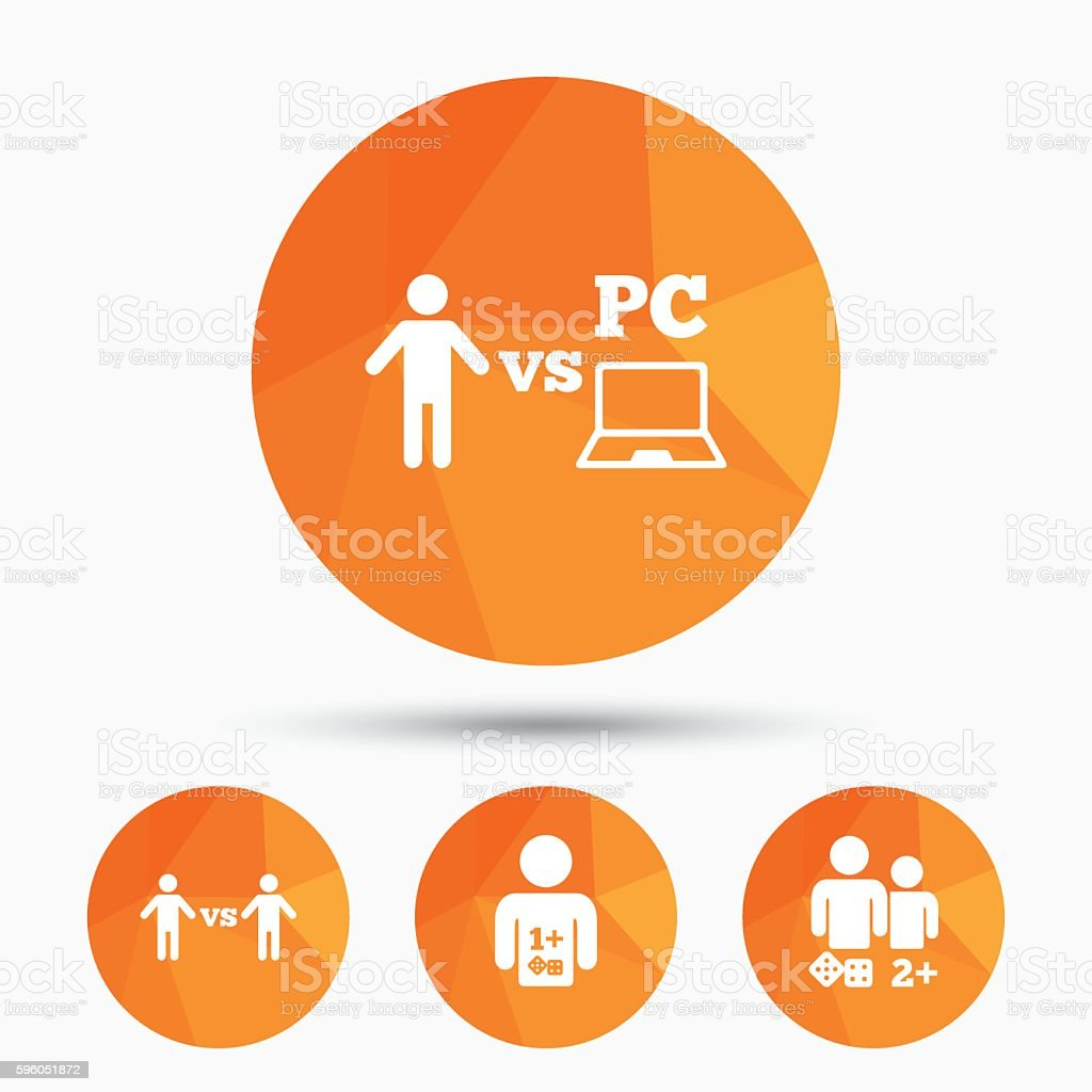 Gamer icons. Board and PC games players. royalty-free gamer icons board and pc games players stock vector art & more images of authority