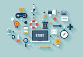 Gamification strategy in business