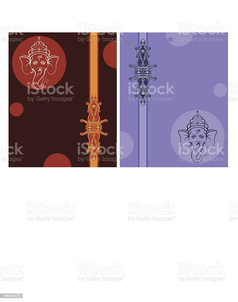 Ganesha royalty-free ganesha stock vector art & more images of abstract