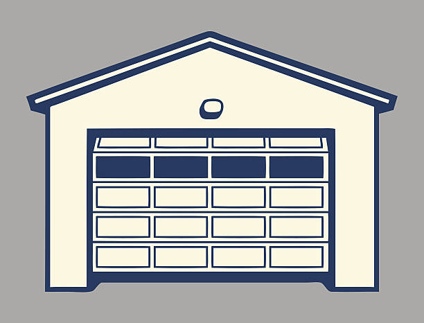 Garage Door Clip Art
