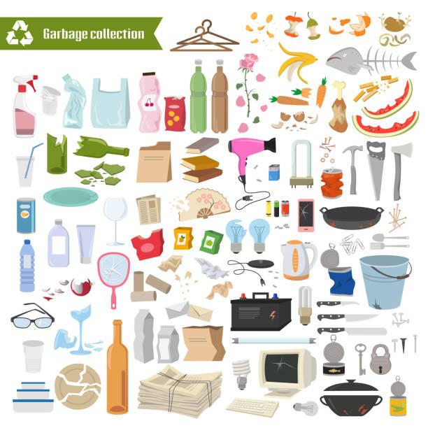 illustrations, cliparts, dessins animés et icônes de opération garbage collection. - dechets
