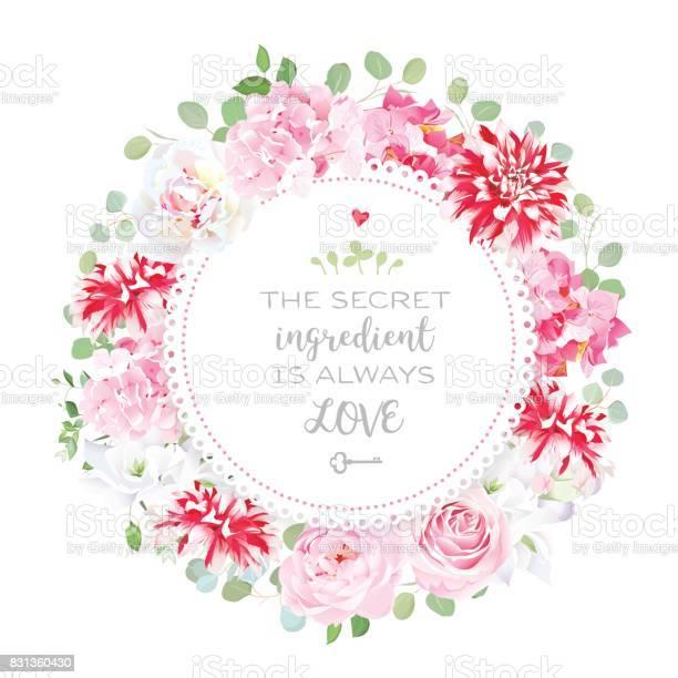 Garden floral vector round card vector id831360430?b=1&k=6&m=831360430&s=612x612&h=ez1ixzejjvvtoceupfh3ps8jywk36m5nikfjgnij1 8=