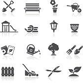 Garden & Gardening Icons
