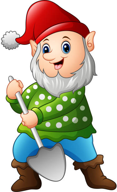 Gnome Clip Art: Royalty Free Gnome Clip Art, Vector Images & Illustrations