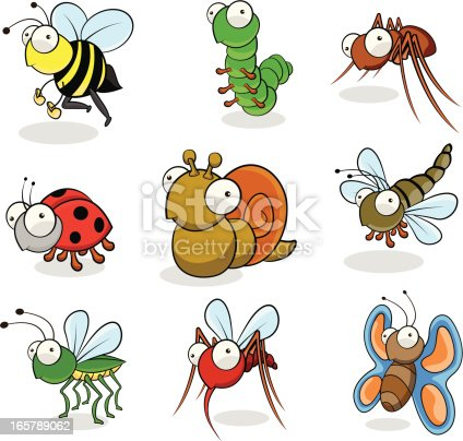 istock Garden Insects 165789062