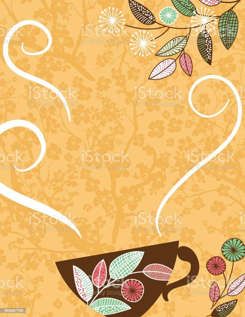 ガーデン パーティーやアフタヌーン ティーの背景テンプレート お祝いのベクターアート素材や画像を多数ご用意 Istock