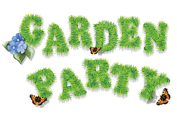 garden party - gartenparty stock-grafiken, -clipart, -cartoons und -symbole