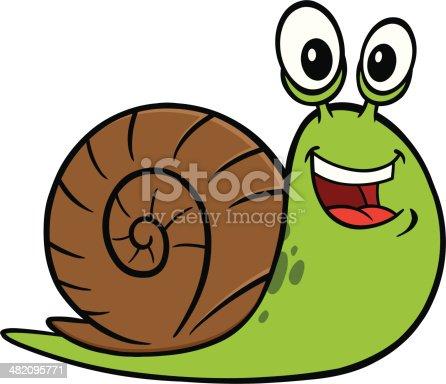 istock Garden Snail George 482095771