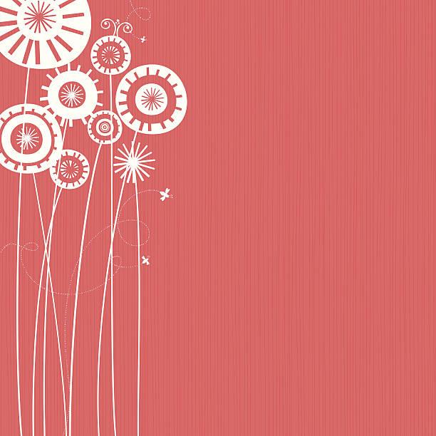 Garden vector art illustration