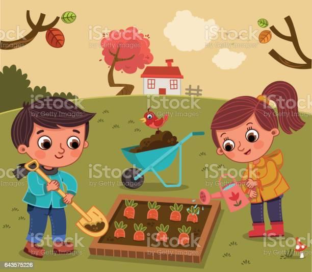 Gardener kids vector id643575226?b=1&k=6&m=643575226&s=612x612&h= 531 czwwtn xjxxyzbkerea7o77l0iwlbvcwmn tcs=