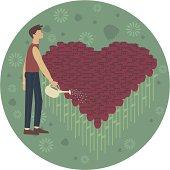 Gardener of love.