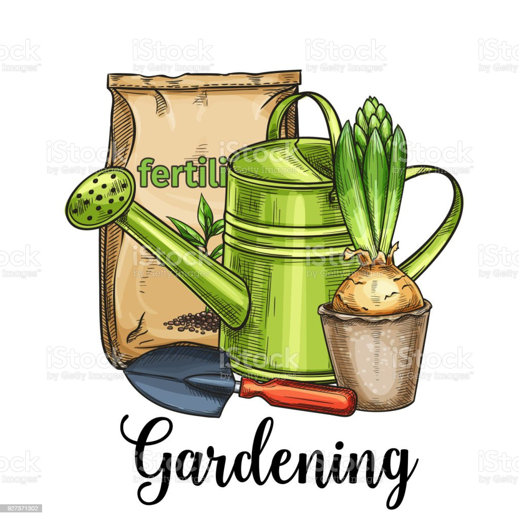 gardening banner