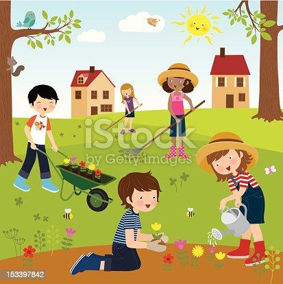 istock Gardening Fun 153397842
