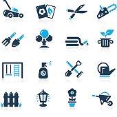 Gardening Icons - Azure Series