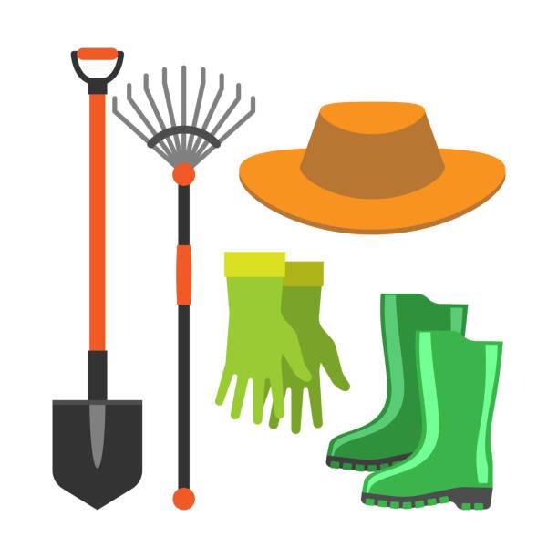 Royalty Free Garden Shovel Clip Art, Vector Images