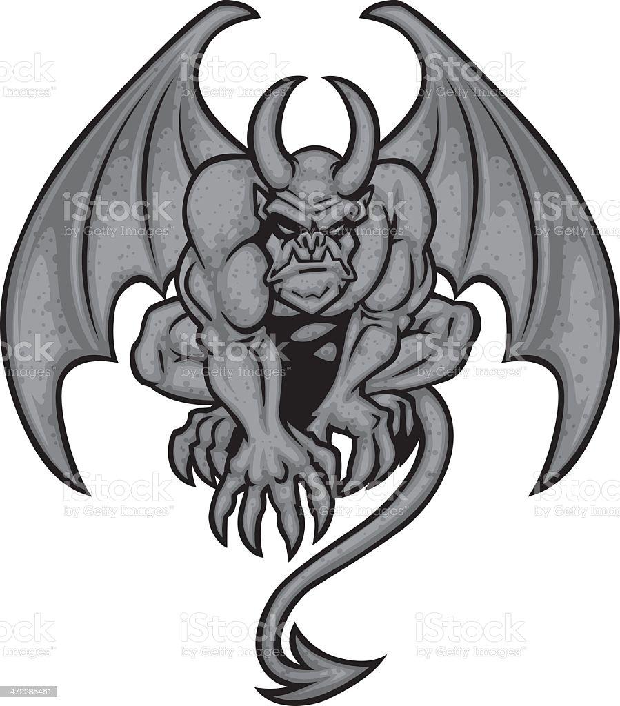 royalty free gargoyle clip art vector images illustrations istock rh istockphoto com