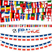 garland teams france soccer game
