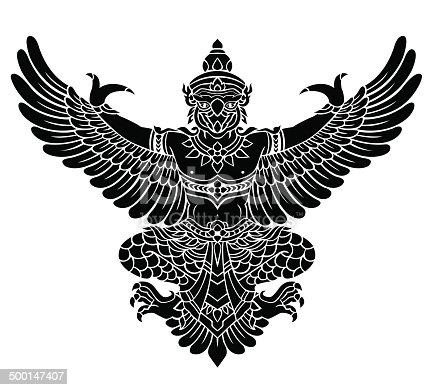 700+ Gambar Burung Garuda Vector HD Paling Baru