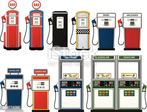 Gas Pump Collection