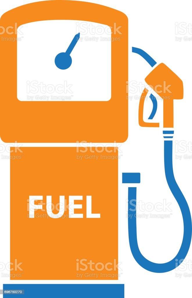 royalty free cartoon car with gas pump clip art vector images rh istockphoto com gas pump clipart cartoon gas pump clipart black and white