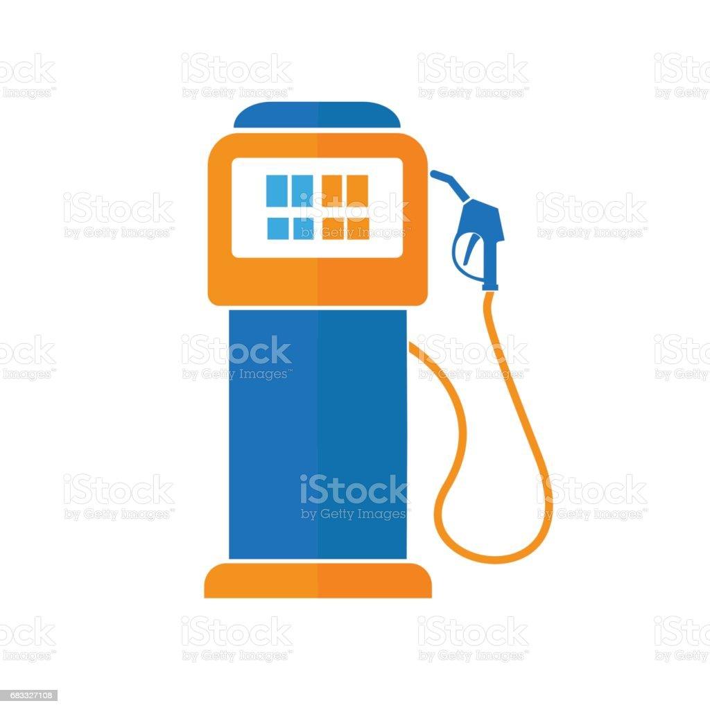 Gasoline pump gasoline pump - immagini vettoriali stock e altre immagini di affari royalty-free