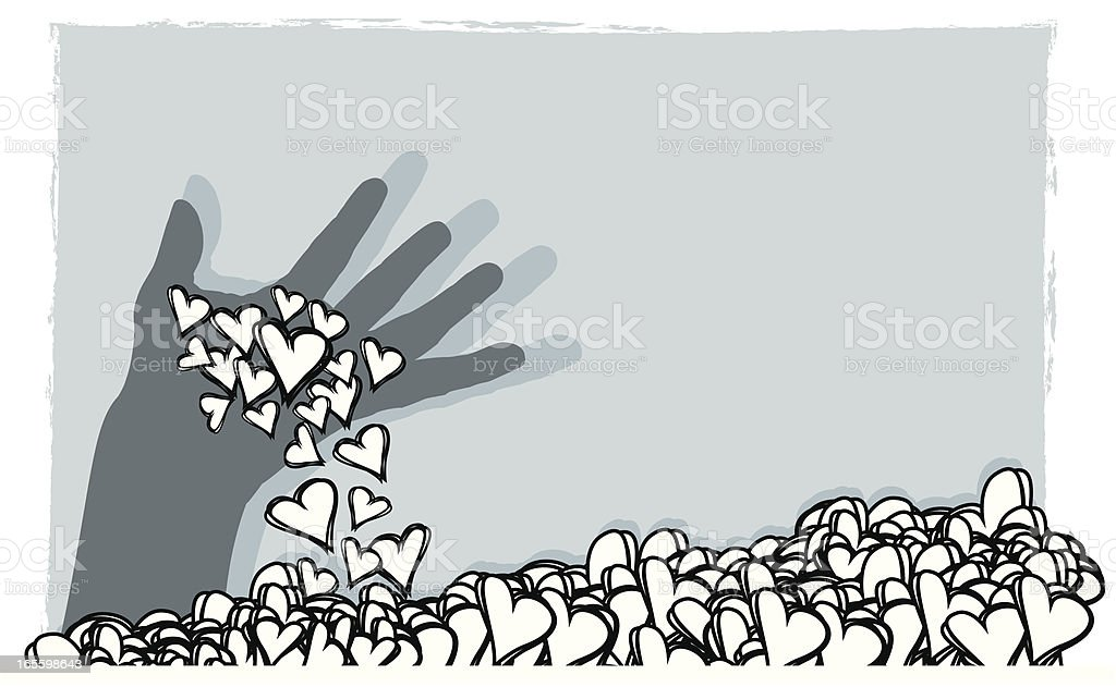 Gathering Love royalty-free gathering love stock vector art & more images of anniversary