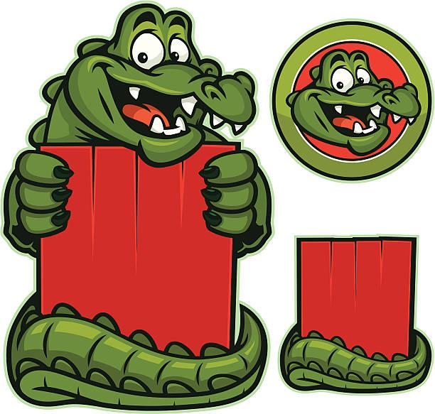 Royalty Free Gator Clip Art, Vector Images & Illustrations ...