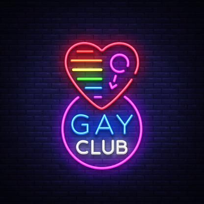 ночной гей клуб