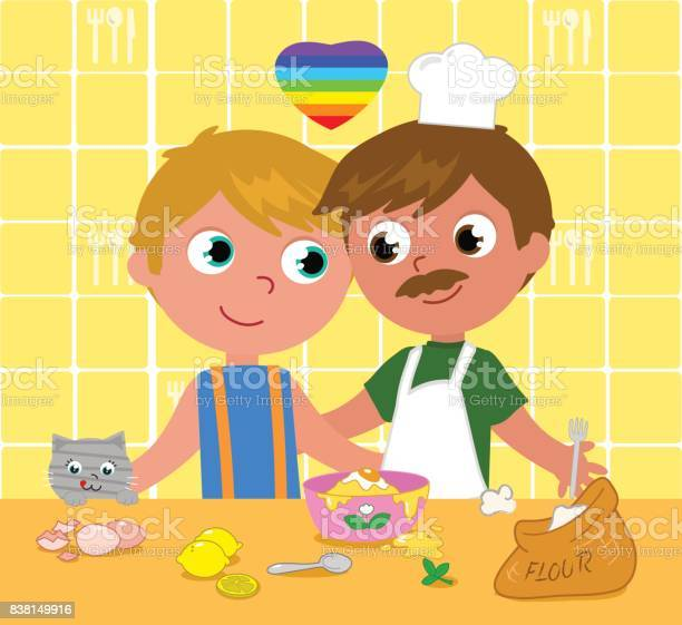 Gay couple cooking vector vector id838149916?b=1&k=6&m=838149916&s=612x612&h=ueuzmspbwb9jqlzxdovthsbcuor8a jre0mjm6 y9im=