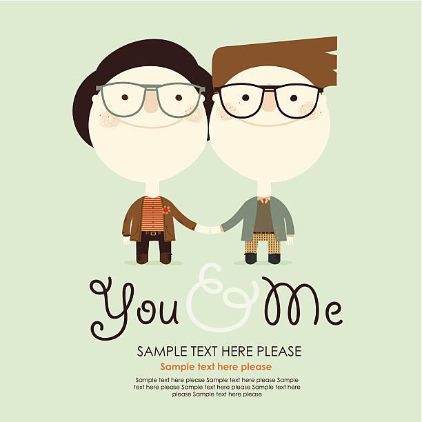 ilustrações, clipart, desenhos animados e ícones de casal homossexual - casais do mesmo sexo