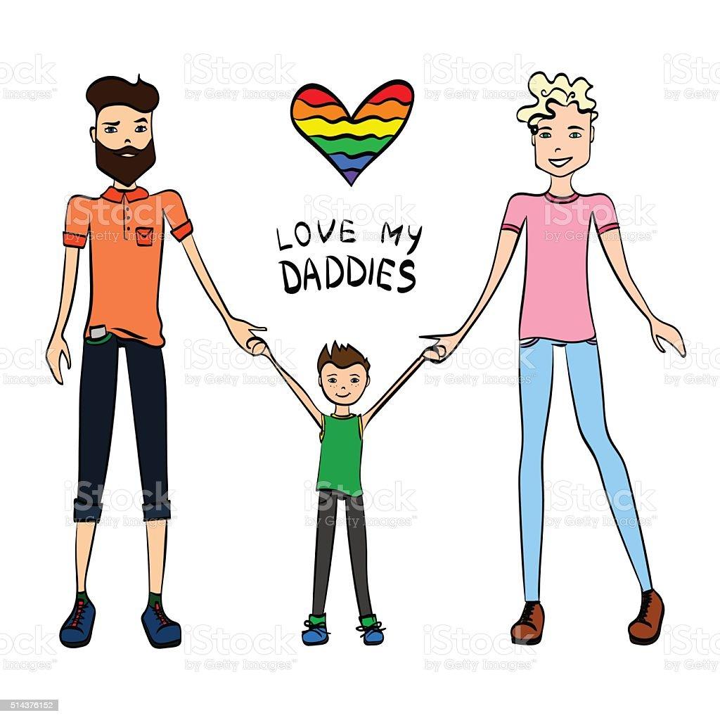 Рисунок гей