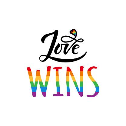 gay love wins