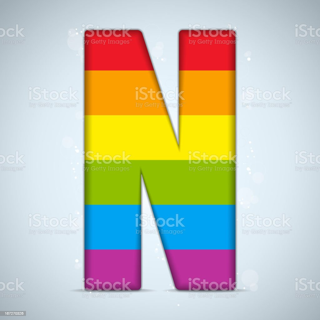 Gay Pride Glass Alphabet with Rainbow Flag royalty-free gay pride glass alphabet with rainbow flag stock vector art & more images of alphabet
