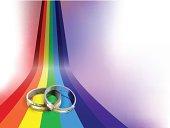gay wedding ring