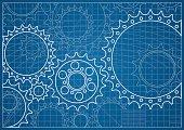 Gear Blueprint