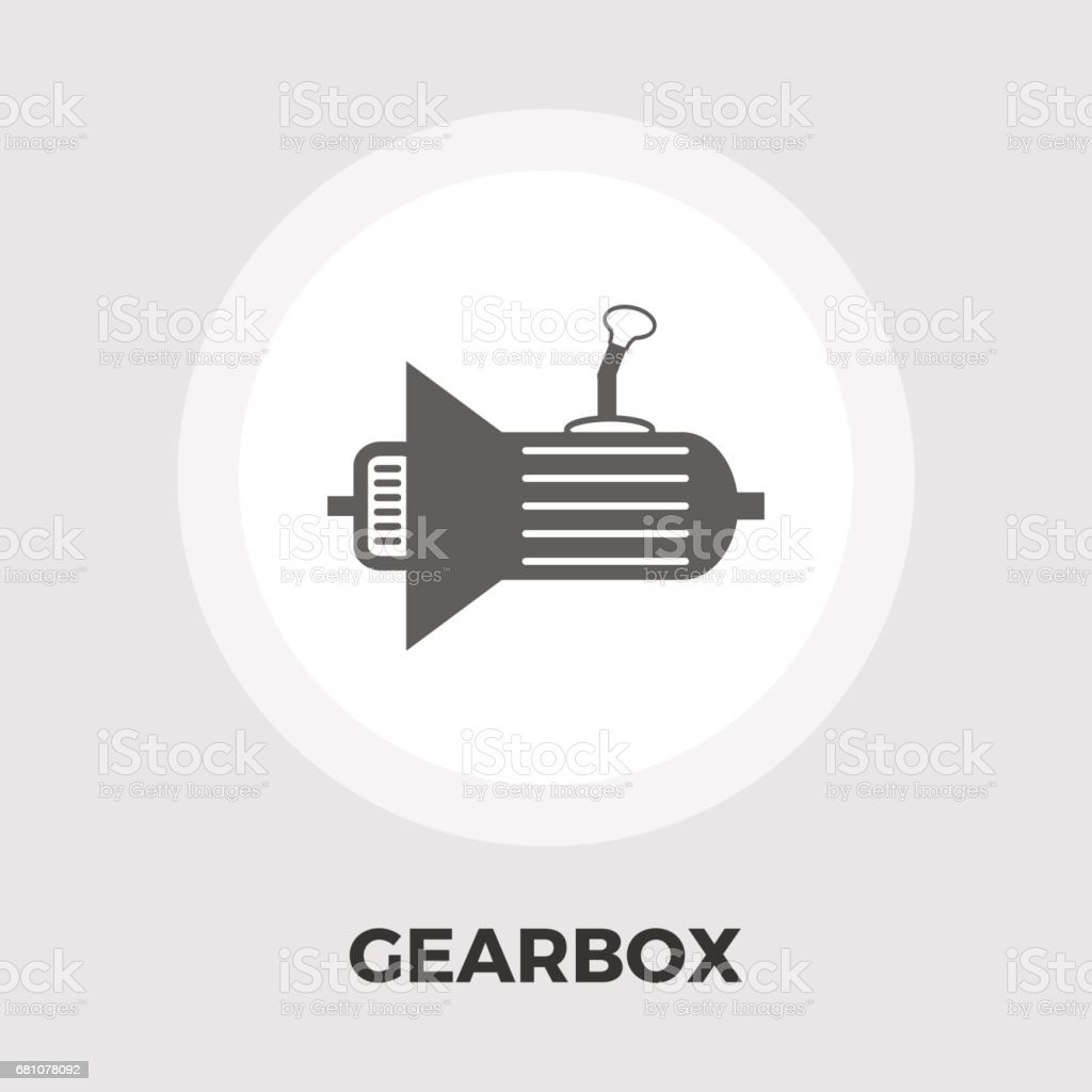 Gear flat icon royalty-free gear flat icon stock vector art & more images of automatic