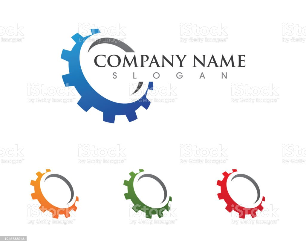 Gear vector icon royalty-free gear vector icon stock illustration - download image now